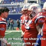 Keanu Reeves - Gentlemen-its been an honor