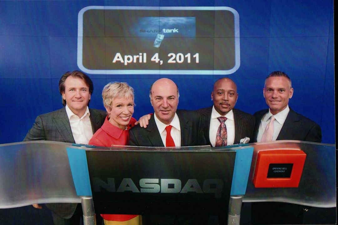 Always an honor and a blast to ring the NASDAQ Bell