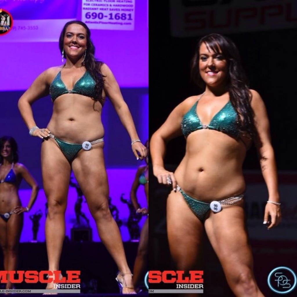 Female-competitor-overweight
